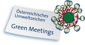 Österreichisches Umweltzeichen Green Meeting