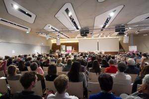 Eröffnung Wacchtum im Wandel - Festsaal