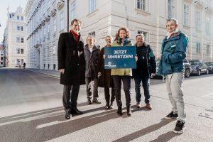 UnterstützerInnen Klimavolksbegehren
