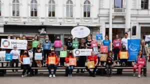 Gruppenfoto SDGWatch Austria