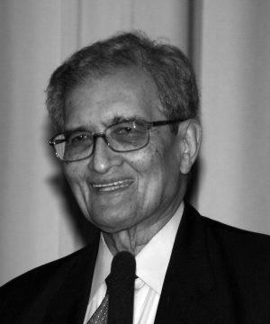 Porträtfoto Amartya Sen