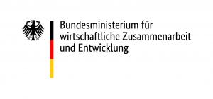 Logo - Deutsches Bundesministerium für wirtschaftliche Zusammenarbeit und Entwicklung