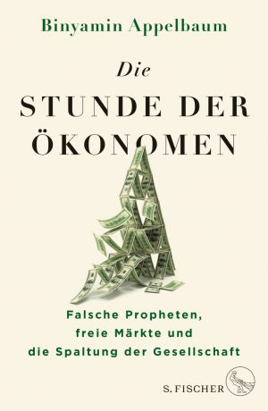 """Buchcover """"Die Stunde der Ökonomen"""""""