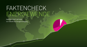 Faktencheck Energiewende