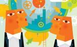 Bundeskanzleramt und Österreichische Nationalbank diskutierten neue Denkansätze zu wirtschaftlichen Herausforderungen