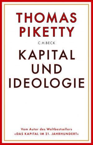 """Buchcover """"Kapital und Ideologie"""""""