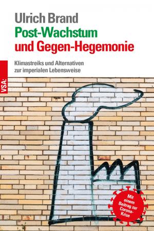 """Buchcover """"Postwachstum und Gegen-Hegemonie"""""""
