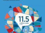 Cover Renewable Energy and Jobs - Annual Report 2020