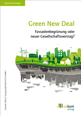 "Buchcover ""Green New Deal"""