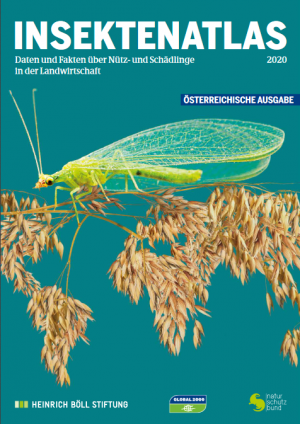 Cover Insektenatlas 2020