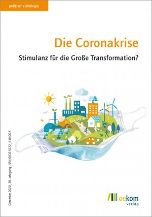 Cover Politische Ökologie (c) ökom-Verlag