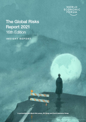 Cover Global Risks Report 2021