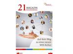 """Neue Ausgabe des """"Magazin 21"""": """"Auf dem Weg zu einer neuen WIR-Kultur"""""""
