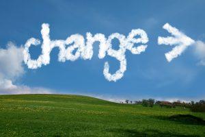 Change-Zeichen