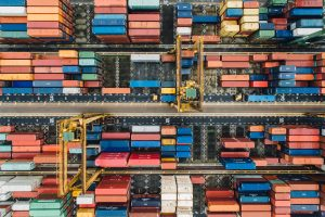 Imagefoto Welthandel - Container