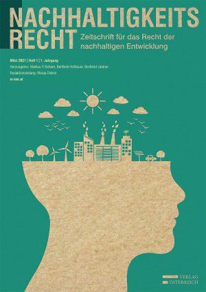 Cover Nachhaltigkeitsrecht
