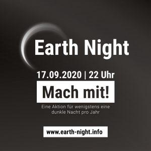 Aufruf Earth Night