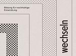 """Jahrbuch Bildung für nachhaltige Entwicklung """"Perspektive wechseln"""""""