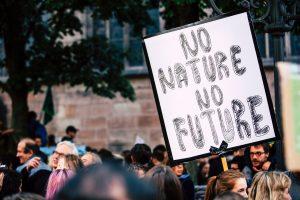Klimaaktivistinnen und -aktivisten