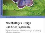 """Buchcover """"Nachhaltiges Design und User Experience"""""""