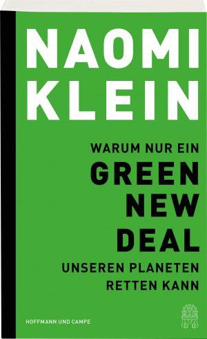 """Buchcover """"...Green New Deal"""""""