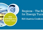 R20-Austria Conference: Regions – The Key Actors for Energy Turnaround