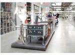 Weltweit erstes Re-Use-Einkaufszentrum in Schweden