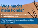 Österreichischer Fondsmarkt braucht mehr Transparenz in Sachen Klima und Nachhaltigkeit